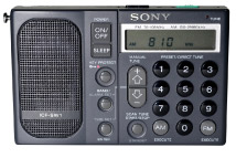 Sony ICF-SW1 Mini Shortwave Radio