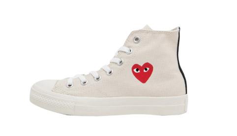 Comme Des Garçons Converse High Top Sneaker