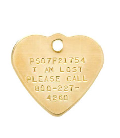 Pet Tags Lost Pet Recovery System