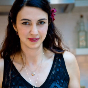 Shiva Rose, Actress and Writer of The Local Rose
