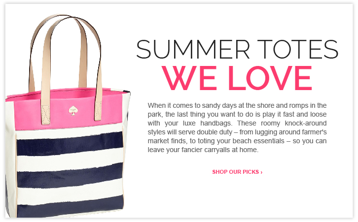 Cute Tote Bags for Summer
