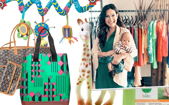 Nicole Chavez: The 13 Things I Always Carry in My Diaper Bag
