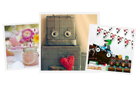 OH, HAPPY DAY: THE 8 BEST KIDS' BIRTHDAY PARTY SUPPLY SITES