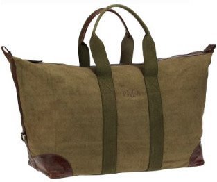 Union Canvas Weekender Bag