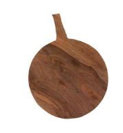 Greta Bean Handmade Black Walnut Cutting Board