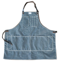 Artifact Bags Denim Apron