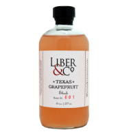 Liber and Co. Texas Grapefruit Shrub