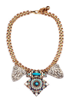 Lulu Frost 50 year old necklace