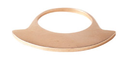Samma hi-rise cutout ring