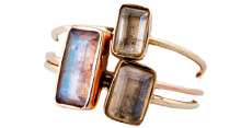 Jacquie Aiche Candy rings 