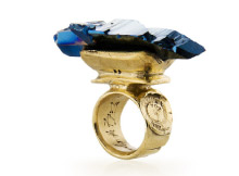 Andy Lifschutz Heir to Ancients Bronze Ring