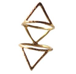 Odette NY Klaia Cage Ring